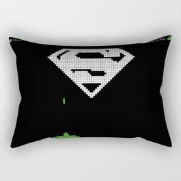 Super Invader Rectangular Pillow