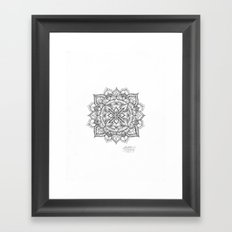 Leaf of Life Framed Art Print