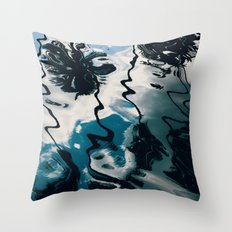 Perspective.  Throw Pillow