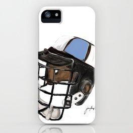 Homewood Helmet iPhone Case