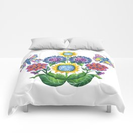 Butterfly Playground Comforters