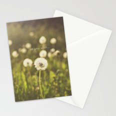 As you wish... Stationery Cards