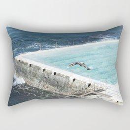 Bondi Icebergs 03 Rectangular Pillow