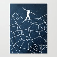 Constellate Canvas Print