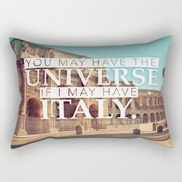 You may have the Universe Rectangular Pillow