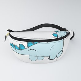 Dinosaur product For Boys and Girls Graphic design Fanny Pack