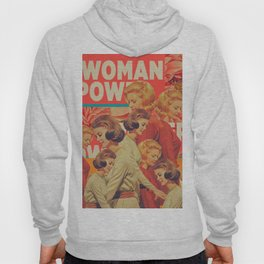 Woman Power Hoody