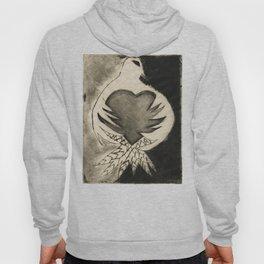 White Dove Art - Comfort - By Sharon Cummings Hoody