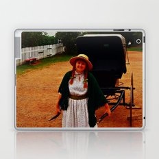 Anne of Green Gables Pulls the Carriage Laptop & iPad Skin