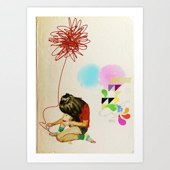 Nail Varnish Art Print