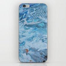 Geometric Swirl iPhone & iPod Skin
