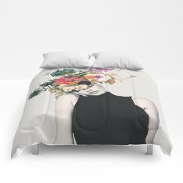 Floral beauty Comforters