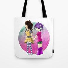 Yukiko & V2.0 Tote Bag