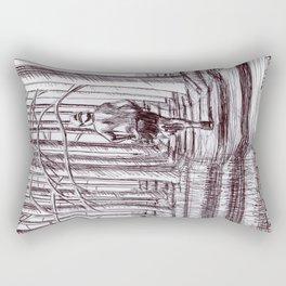 Trail Runnr Rectangular Pillow