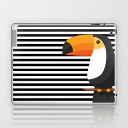 TOUCAN tropical toucans Laptop & iPad Skin