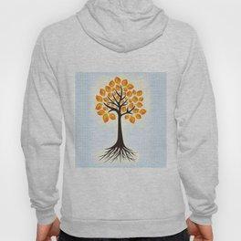 Abstract tree Hoody