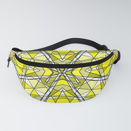 Yellow Topaz Fanny Pack