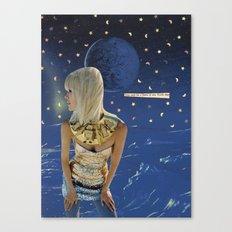 Polaris Canvas Print