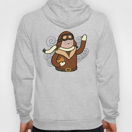 When I grow up I want to be a pilot! Hoody