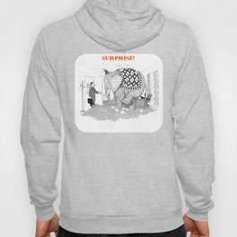 Elephant in the Room Hoody