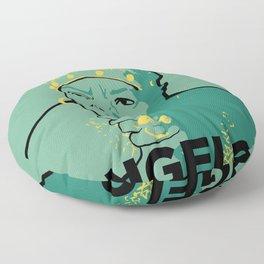 Maya Angelou Floor Pillow