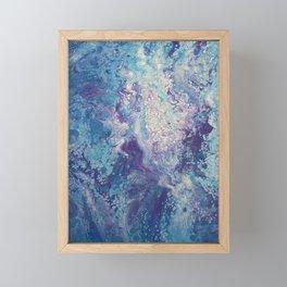 Fluid No. 21 Framed Mini Art Print