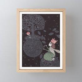 Five Hundred Million Little Bells (4) Framed Mini Art Print