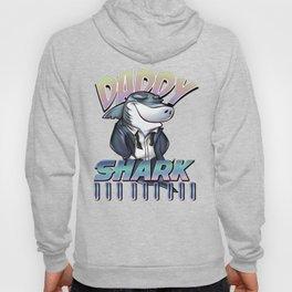 Daddy Shark Doo Doo Doo Family Day T-shirt Hoody