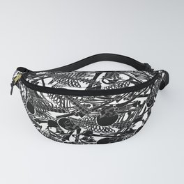 The Boneyard II Fanny Pack