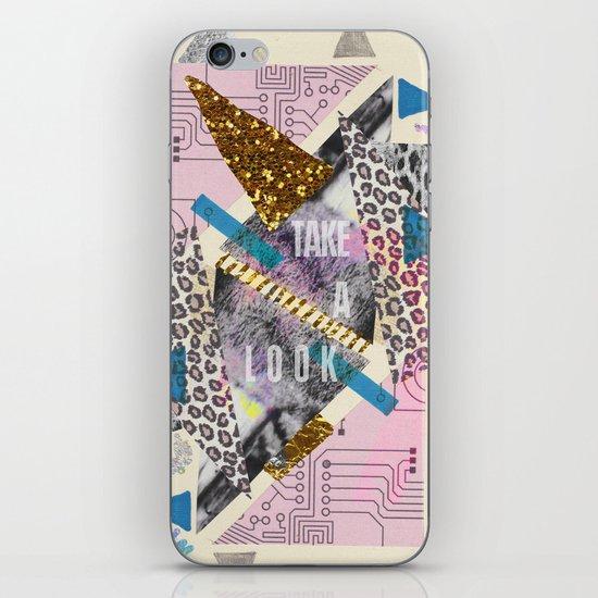 (DREAMER) Take A Look  iPhone & iPod Skin
