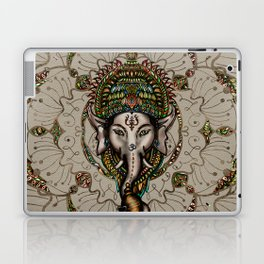 Lord Ganesha - Canvas Lord Ganesha - Canvas Laptop & iPad Skin
