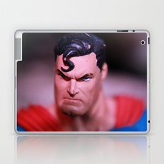 Someone Pissed In Superman's Wheaties Laptop & iPad Skin