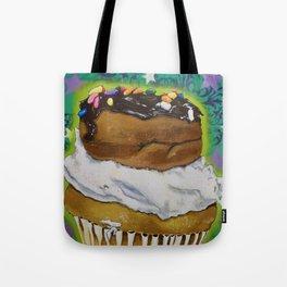 DonutCupcake Tote Bag