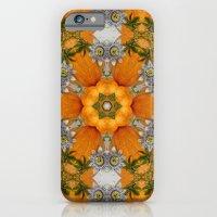 pumpkin ( pattern ) iPhone 6s Slim Case