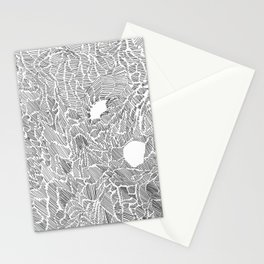 Place of lines Stationery Cards