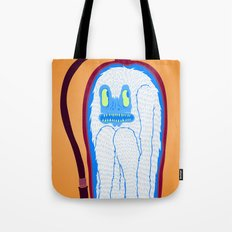 Vans & Color Magazine Tote Bag