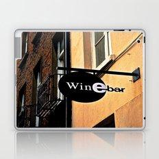 The Wine Bar Laptop & iPad Skin
