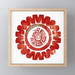 Fenix Framed Mini Art Print