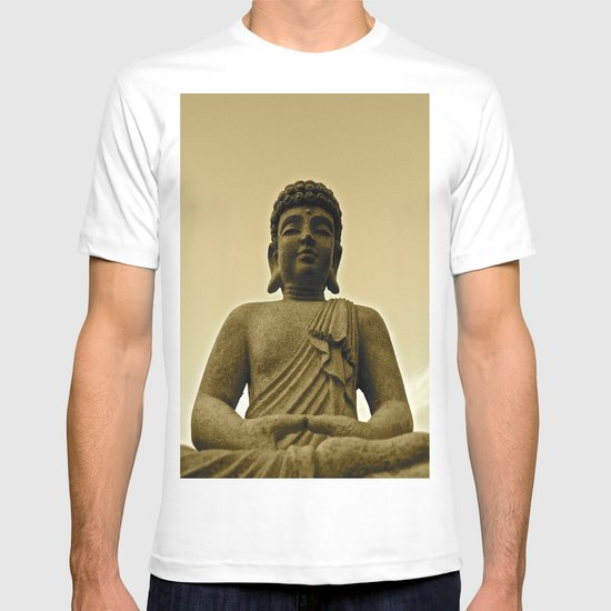 Buddha Prays T-shirt