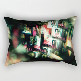 TIME SQUARE Rectangular Pillow
