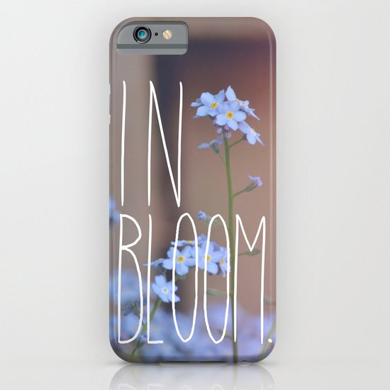 In Bloom iPhone & iPod Case