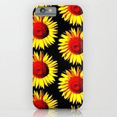 Sunflower group iPhone 6s Slim Case