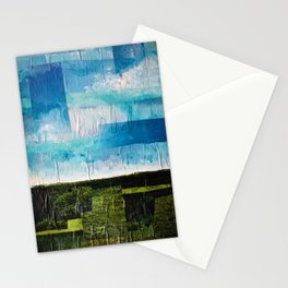 Imaginary Landscapes: Hello, Tomorrow Stationery Cards