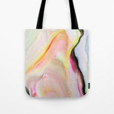 Marbled One Tote Bag