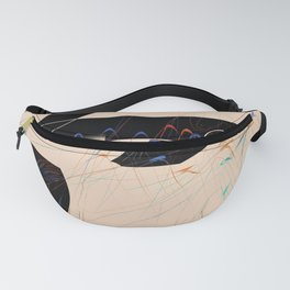 Burning From The Inside Fanny Pack