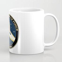 Milky Way Space Force Series - Saturn Coffee Mug