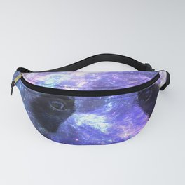 Galaxy Panda Space Colorful Fanny Pack