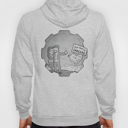 Our love is S.P.E.C.I.A.L. Hoody
