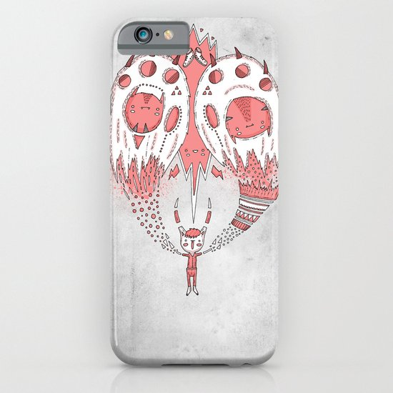 With open arms iPhone & iPod Case