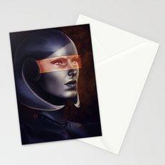Mass Effect: EDI Stationery Cards